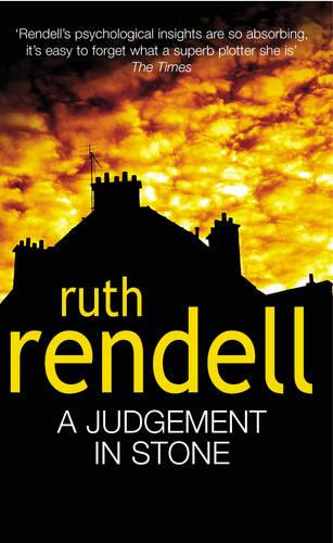 A Judgement In Stone (Paperback)