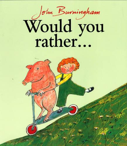 Would You Rather? (Paperback)