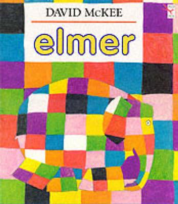 Elmer: The Story of a Patchwork Elephant - Big Book S. (Paperback)