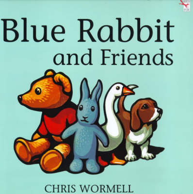 Blue Rabbit And Friends (Paperback)