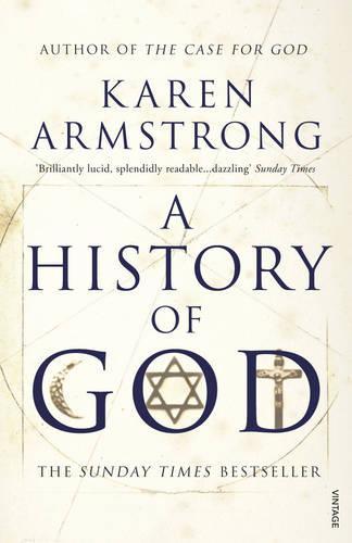A History of God (Paperback)
