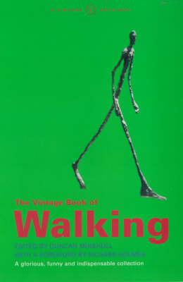 The Vintage Book Of Walking (Paperback)
