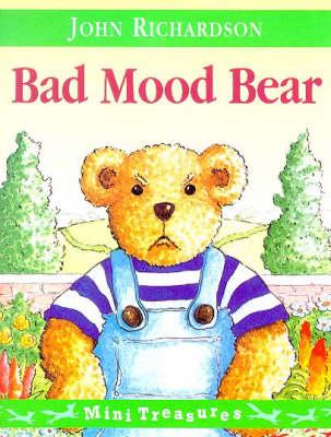 Bad Mood Bear - Mini Treasure S. (Paperback)