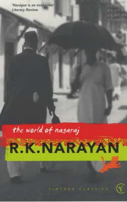 World Of Nagaraj (Paperback)