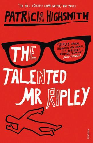 The Talented Mr Ripley - A Ripley Novel (Paperback)