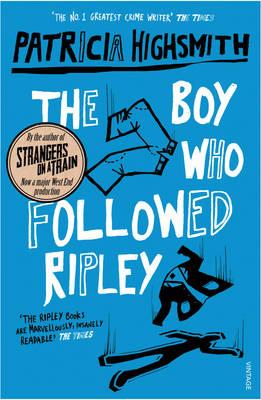 The Boy Who Followed Ripley (Paperback)
