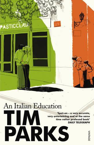 An Italian Education (Paperback)