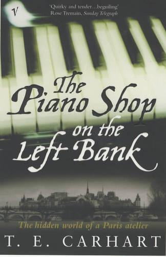 The Piano Shop On The Left Bank (Paperback)