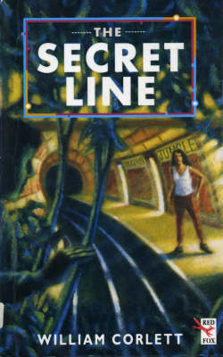 The Secret Line - Red Fox young adult books (Paperback)