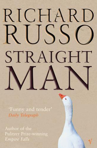 Straight Man (Paperback)