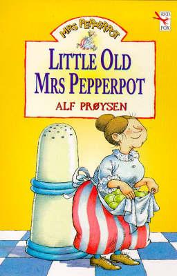 Little Old Mrs.Pepperpot - Red Fox children's fiction (Paperback)