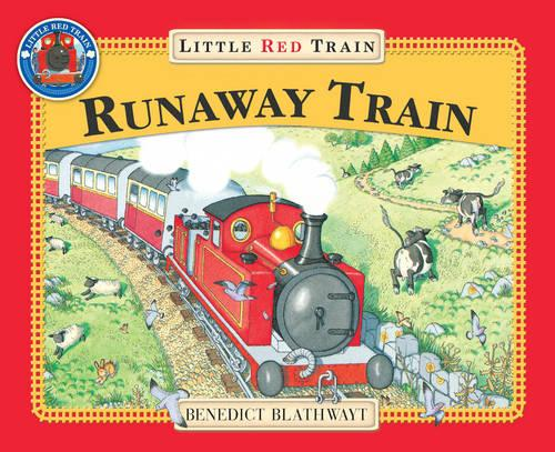 The Little Red Train: The Runaway Train - Little Red Train (Paperback)