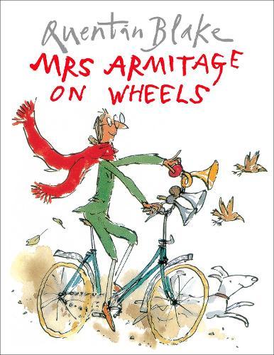 Mrs Armitage on Wheels (Paperback)