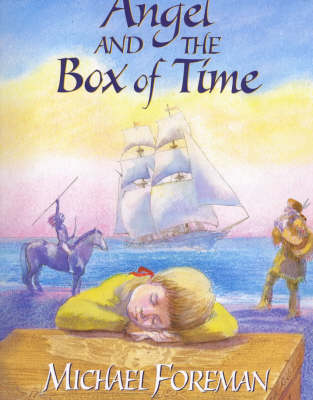 Angel and the Box of Time (Paperback)