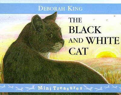 The Black and White Cat - Mini Treasure S. (Paperback)