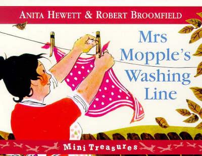 Mrs Mopple's Washing Line (Paperback)