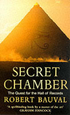 Secret Chamber: The Quest for the Hall of Records (Paperback)