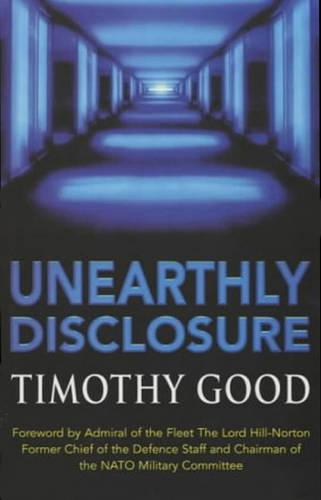 Unearthly Disclosure (Paperback)