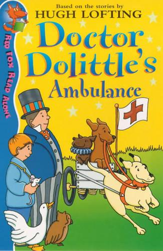 Dr Dolittle's Ambulance (Paperback)