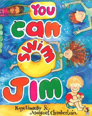 You Can Swim, Jim (Paperback)