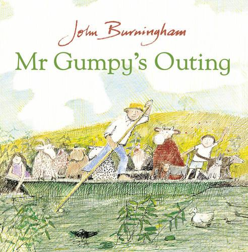 Mr Gumpy's Outing - Mr Gumpy (Paperback)