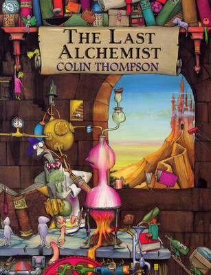 The Last Alchemist (Paperback)