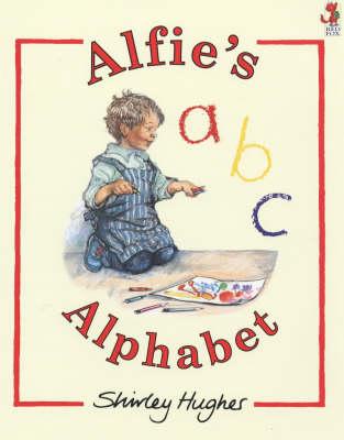 Alfie's Alphabet - Alfie (Paperback)