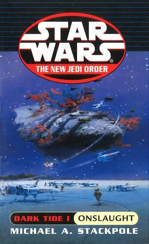 Star Wars: Dark Tide Onslaught - Star Wars (Paperback)