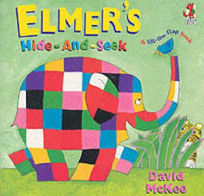 Elmer's Hide-and-seek - Elmer's Lift the Flap Books (Paperback)