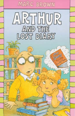 Arthur and the Lost Diary - Arthur Reader S. (Paperback)