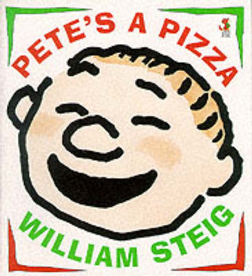 Pete's a Pizza (Paperback)
