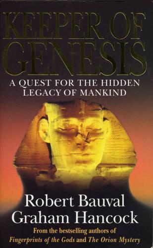 Keeper Of Genesis (Paperback)