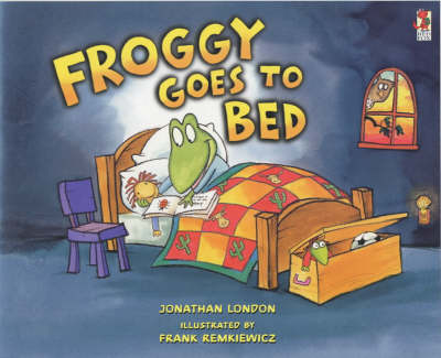 Froggy Goes to Bed - Froggy series (Paperback)