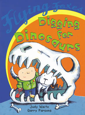 Digging for Dinosaurs (Paperback)