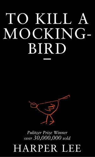 Image result for to kill a mockingbird book cover