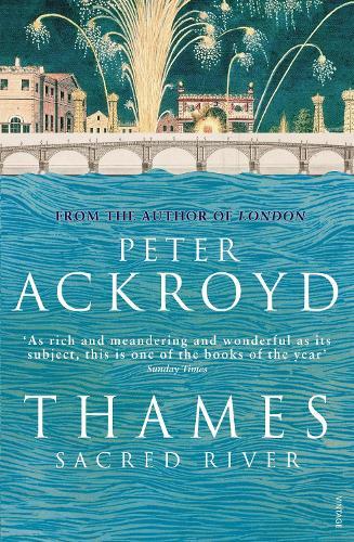 Thames: Sacred River (Paperback)