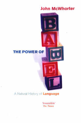 The Power Of Babel (Paperback)