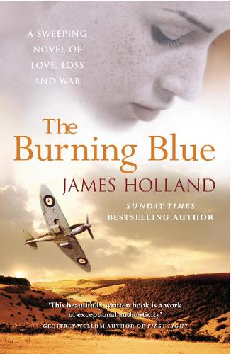 The Burning Blue (Paperback)