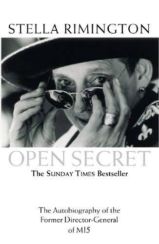 Open Secret: The Autobiography of the Former Director-General of MI5 (Paperback)