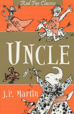 Uncle - Red Fox classics (Paperback)
