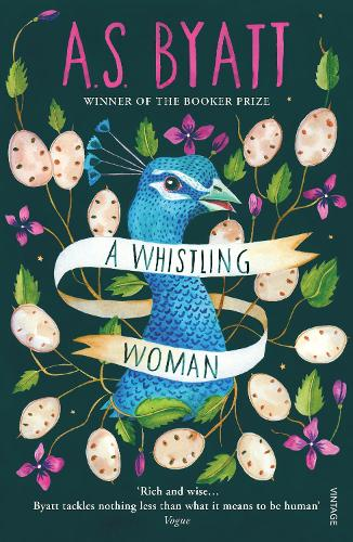 A Whistling Woman - The Frederica Potter Novels (Paperback)