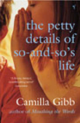 The Petty Details of So-and-So's Life (Paperback)