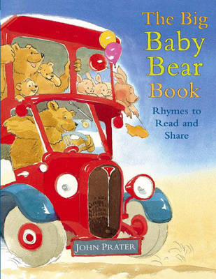 The Big Baby Bear Book (Paperback)