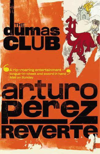 The Dumas Club (Paperback)