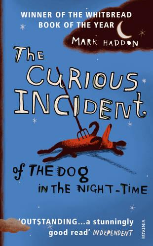 Cover The Curious Incident of the Dog in the Night-time
