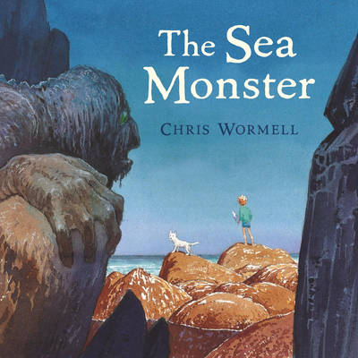 The Sea Monster (Paperback)