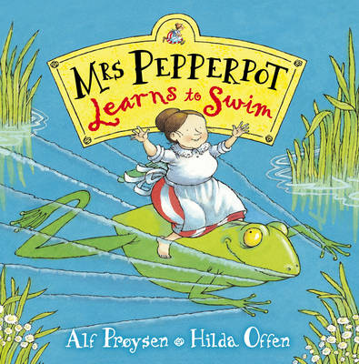 Mrs Pepperpot Learns to Swim (Paperback)