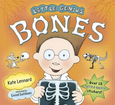 Little Genius: Bones (Paperback)