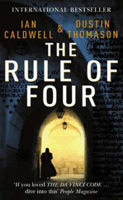 The Rule of Four (Paperback)