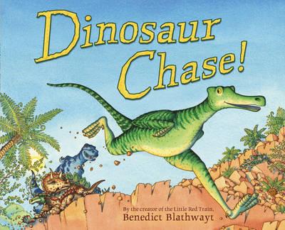 Dinosaur Chase! (Paperback)